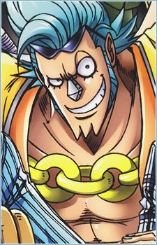 Franky from One-Piece