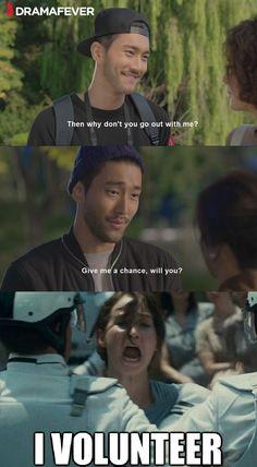 I'll gladly take you, Siwon! Watch him in She Was Pretty tonight!