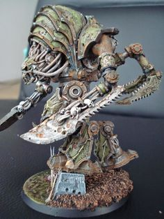 Nurgle Daemon Engine Conversion