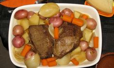 Pressure Cooker Pot Roast | The Daily Meal