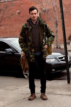 camo | military inspired menswear | mens jacket | menswear | mens fashion | mens style