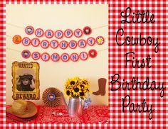 creative crafty 1st birthday party ideas for boys - Google Search