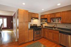 Interior of Home - #kitchen
