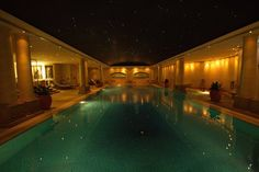 10 piscinas internas incríveisNOVA GALES DO SUL AUSTRÁLIA