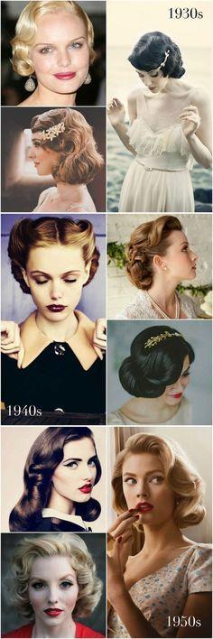 Wedding vintage Hair on imgfave
