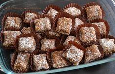 Νηστίσιμα καρυδωτά (αλάδωτα) - cretangastronomy.gr Krispie Treats, Rice Krispies, Greek Recipes, Cereal, Sweets, Vegan, Cookies, Baking, Breakfast