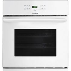 "Frigidaire FFEW2725PW 27"" White Electric Single Wall Oven * Read review @ http://www.laminatepanel.com/store/frigidaire-ffew2725pw-27-white-electric-single-wall-oven/?ij=270616133146"