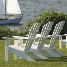 Seaside Casual Adirondack Chair