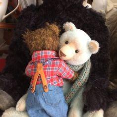 Plush, Teddy Bear, Artist, Crafts, Animals, Manualidades, Animales, Animaux, Artists