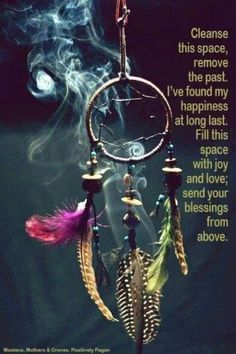 Raise your vibrations with smudging!