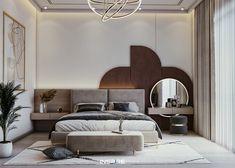 Bedroom Wall Designs, Bedroom Closet Design, Bedroom Furniture Design, Modern Bedroom Design, Home Room Design, Home Interior Design, Master Bedroom Interior, Home Decor Bedroom, Headboards For Beds