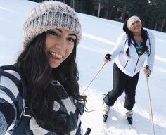 Been hitting the slopes with my friends this weekend AND ITS BEEN SO MUCH FUN! Make sure you check out my vlogmas videos on my 2nd channel to see how we're doing!  (Tara Michelle Vlogs)  by imtaramichelle