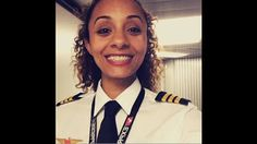 Most Popular Female Pilots from all Over the World: Pilot Alexis Brown