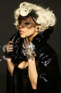 "Lady Gaga looking so elegant with her endorsement of ""The Fame"" perfume"