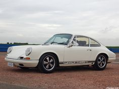 1 of 22, the 1967 911R — perhaps the most desirable of all Porsche 911s.