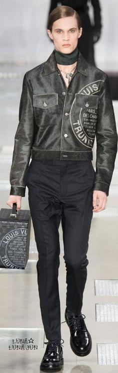Louis Vuitton Fall 2016 Menswear