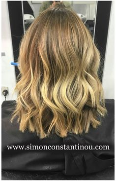 Cardiff Balayage Specialists ✨  Call 02920461191 for a free hair colour consultation  #simonconstantinou #haircolour #haircolouringcardiff #hairdresserscardiff #balayage #blondebalayage #goldwell