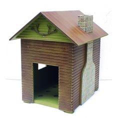 Cabin Dog House