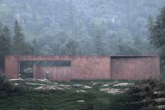 Set high up in the Ukranian mountains, the Rose House is named for the patina of its weathered steel facade. The guesthouse is otherwise comprised of concrete and glass, with an artificial reflecting pool giving water equal prominence. Inside, the...