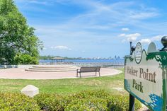 """#Avondale in Jacksonville is such a special """"secret"""" spot!  Check out the stunning skyline vie from Baker Point Park!"""