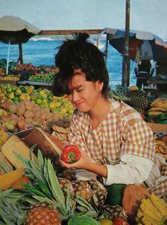 中森明菜 1984