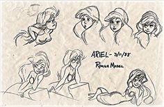Walt-Disney-Characters-Design-Ariel-walt-disney-characters-19594017-756-494.jpg (756×494)