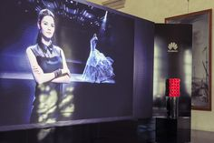 Huawei Ascend P6 launch event
