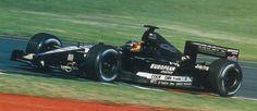 2001 F Alonso Minardi PS01 Ford Zetec R V10