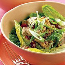 Cranberry Nut Turkey Salad 6 points