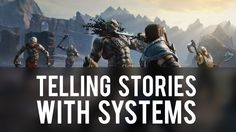 Game Maker's Toolkit - Telling Stories with Systems