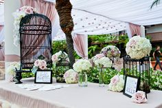 Pink wedding inspiration Jennifer Dery Photography via CeremonyBlog.com (6)