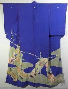 Furisode #284132 Kimono Flea Market Ichiroya