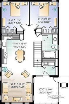 Garage Apartment Plans 2 Bedroom