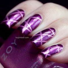 Pretty in Pink and Purple