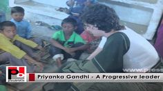 Priyanka Gandhi Vadra – charismatic and intelligent