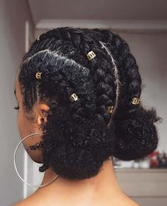 African Hairstyles Best Hair Shampoo For Natural Hair Trendy Natural Black Hairstyles 20181116 - Crochet Hair Styles Mixed Race Hairstyles, Natural Braided Hairstyles, Protective Hairstyles For Natural Hair, Natural Braids, Braided Hairstyles For Black Women, Natural Hair Styles For Black Women, Cool Hairstyles, Medium Length Natural Hairstyles, African American Natural Hairstyles