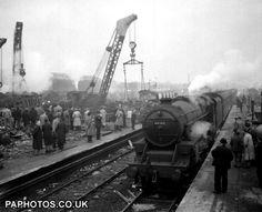 Harrow and Wealdstone Train Crash - 1952