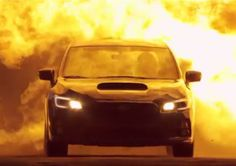 Subaru just got cooler, sexier and badass in one awesome commercial....