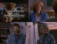 Taking Back My Life: The Nancy Ziegenmeyer Story (1992) Patricia Wettig stars in this true story movie about a rape victim and how she ended taking charge of her life