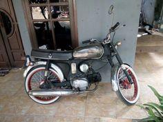 Honda benly s110
