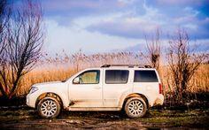 Test drive - Nissan Pathfinder