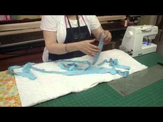 How To Bind a Quilt With a Sewing Machine -- Missouri Star Quilt Company