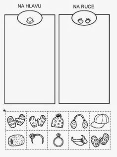 Z internetu – Sisa Stipa – Webová alba Picasa Kids Learning Activities, Home Learning, Preschool Worksheets, Educational Activities, Stipa, Visual Learning, Fall Preschool, Teaching Tools, Kids Education