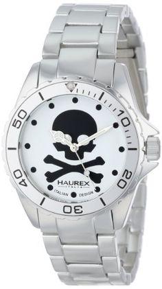 Haurex Italy Women's 7K374XWS Ink Aluminum White Dial Rotating Bezel Luminous Watch Haurex,http://www.amazon.com/dp/B00889BWOS/ref=cm_sw_r_pi_dp_Ff8Wsb1D87G185YE