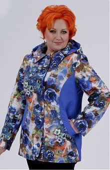 Женские куртки больших размеров: купить демисезонные, весенние, осенние, зимние куртки для женщин [Страница 4]