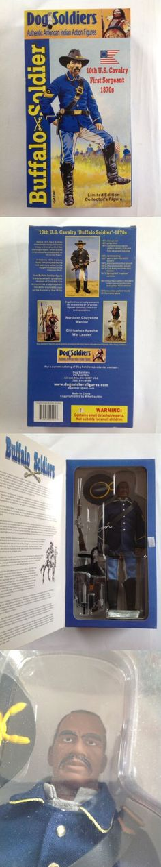 Military and Adventure 158679: Buffalo Soldier Dog Soldiers 12 1 6 Action Figure African American Us Cavalry -> BUY IT NOW ONLY: $149.95 on eBay!