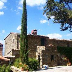 Tuscan farmhouse rental