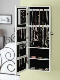 Stand Up Mirror Jewelry Box Pic Home Decor that I love