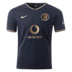 Buy Kaizer Chiefs Third Jersey by Nike from World Soccer Shop. Football Uniforms, Football Kits, Soccer Jerseys, North American Soccer League, Kaizer Chiefs, Nike World, 32 Nfl Teams, World Soccer Shop, Mens Style Guide