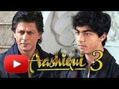 Shah Rukh Khan's Son Aryan To DEBUT in Aashiqui 3 ?